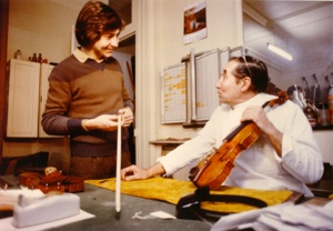 Pierre Amoyal & Etienne Vatelot