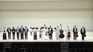 16 Concert in Sendai